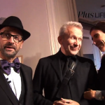 Carlos Puig Padilla, Jean Paul Gaultier and Blanca Li