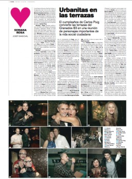 Clipping 06.07.09 La Vanguardia jpg