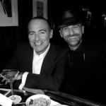 Eric Yerno & myself