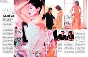 Nieves Marie Claire