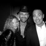 With Pascale Landot & Eric Yerno